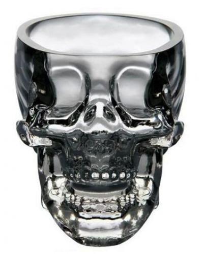 Crystal Head Verre (Canada) - Acheter Vodka - Crystal Head Verre ...