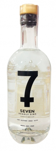 Seven Deadly Sins London Dry Gin