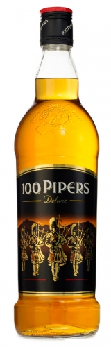 100 Pipers 1 Liter