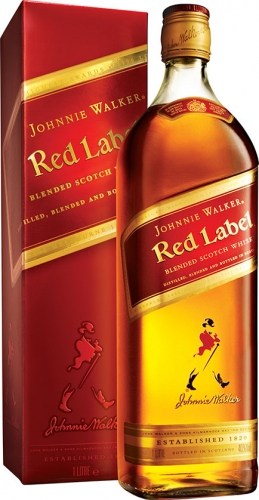 Johnnie Walker Red Label 1 Liter