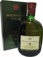 Buchanan's DeLuxe 12 Year Reserve 1 Liter