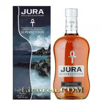 Isle of Jura Superstition 1 Liter (Jura)