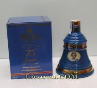 Bell's Decanter 75 Anniversaire Ceramica