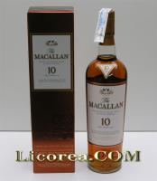 Macallan Sherry Oak 10 Year Reserve (Highland)