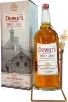 Dewar's White Label 4.5 Liters