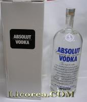 Absolut Vodka 4.5 Litros