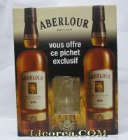 Aberlour 1 Litre 2 Bottles + Jar (Speyside)