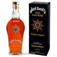 Jack Daniel's Gold Medal 1954, 1 Litro
