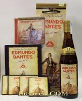 Edmundo Dantes Gran Reserva 15 años + Bolsa (Cuba)