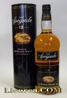 The Speyside Reserva 12 Años 1 Litro (Highland)
