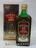 Dewar's Anchestor Reserve 12 Years Discontinued