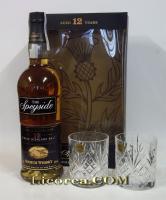 The Speyside Réserve 12 Ans + 2 verres (Highland)