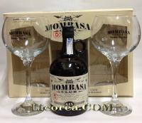 Mombasa case with 2 Cups