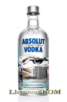 Absolut Blank Edition Mario Wagner (Sweden)