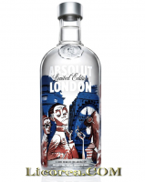 Absolut London Edition (Sweden)