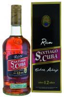 Santiago de Cuba Extra Añejo Reserva 12 años (Cuba)