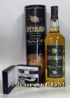 Speyburn Reserva 10 Años 1 Litro + 2 Relojes (Highland)