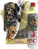 Gecko Caramel Vodka Victorio & Lucchino edition + Foular