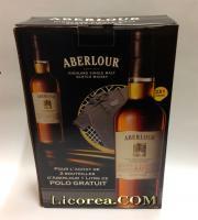 Aberlour 1 Liter 2 Flaschen + Polo (Speyside)