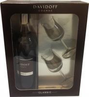 Davidoff Classic + 2 Goblets