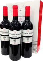 Ramón Bilbao Crianza 2015 - 3 Botellas en Estuche de Carton