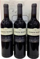 Ramón Bilbao Reserva 2014 - 3 Botellas en Estuche de Cartón
