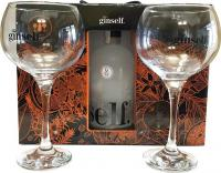 Ginself box with two goblets (Valencia)
