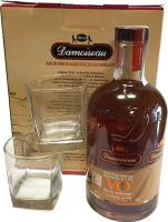 Damoiseau VO + 2 Glasses (Guadalupe)