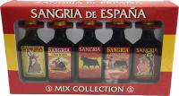 Spanish Sangria Collection (5 Bottles)