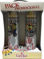 Vodka Caramelo Gecko Edición Victorio & Lucchino Bipack