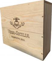 Vega Sicilia Valbuena 5º Año Reserva 2014 - 3 Bottles
