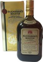 Buchanan's Master 1 Liter