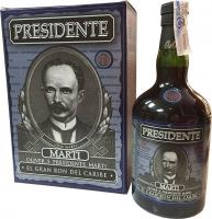 Presidente Solera Reserve 19 Years (Dominican Republic)