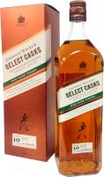 Johnnie Walker Select Casks Rye Cask Finish 1 Litro