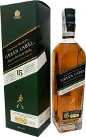 Johnnie Walker Green Label Reserve 15 Ans (Highland)