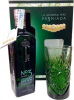 Nº3 London Dry Gin con Vaso