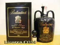 Ballantine's 17 Year Reserve Ceramic Decanter