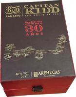 Capitán Kidd Reserva 30 Años (Canarias)