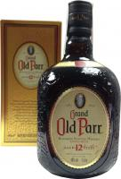 Old Parr Reserve 12 Years 1 Liter