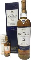 Macallan Double Oak 12 Year Reserve + Amber 5 CL (Highland)