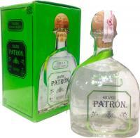 Patron Silver 1 Liter