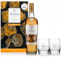 Macallan Amber Limited Edition avec 2 Verres 2017 (Speyside)