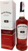 Bowmore 10 Year Old Dark & Intense 1 Liters (Islay)