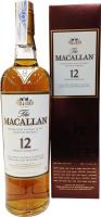 Macallan Sherry Oak 12 Year Reserve (Highland)
