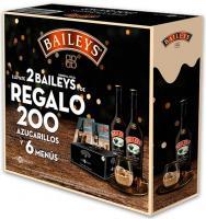 Baileys 2 botellas + 200 azucarillos