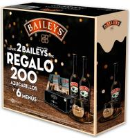 Baileys 2 Bottles + 200 Sugars