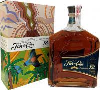 Flor de Caña Centennial 12 Year Reserve 1 Liter (Nicaragura)