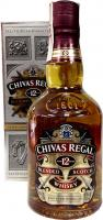 Chivas Regal Reserva 12 Años, 50 CL