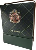 Chivas Regal 12 Year Reserve + 2 Glasses