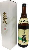 Sake Sakenokuni Junmai Takashimizu